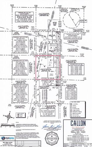 Howard County - Callon Chaparral Unit A1
